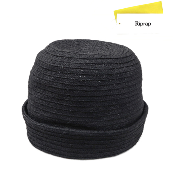 "画像1: Riprap ""BLADE WATCH CAP"" -made in JAPAN- color : BLACK size : M (59cm)"