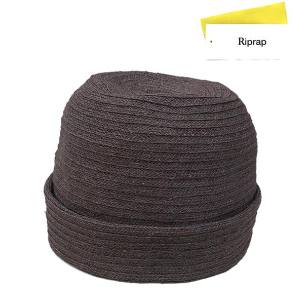 """画像1: Riprap """"BLADE WATCH CAP"""" -made in JAPAN- color : TAUPE size : M (59cm) (1)"""