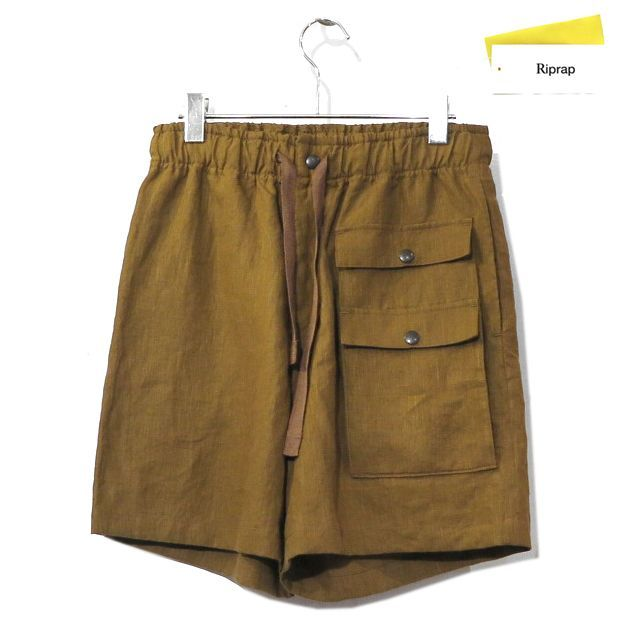 "画像1: Riprap ""6 POCKET SHORTS"" color : COPPER size : SMALL"