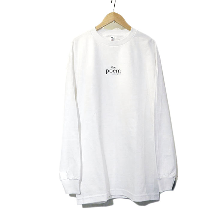 画像2: the poem clothing store LOGO L/S Tee size S,M,L,XL,2XL
