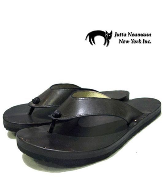 "画像1: JUTTA NEUMANN ""PETRA"" Leather Sandal GREEN size 10 D"