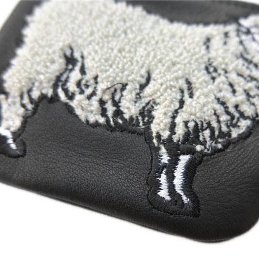 """画像5: Riprap """"Sheep Coin Purse"""" color : BLACK size FREE (one size)"""