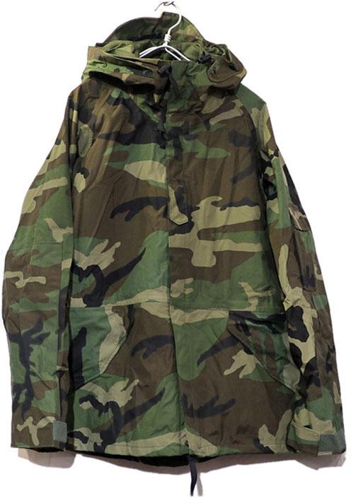 画像1: 1990's U.S. ARMY  ECWCS GEN I Gore-Tex Parka  Dead Stock  Woodland Camouflage size LARGE-REGULAR