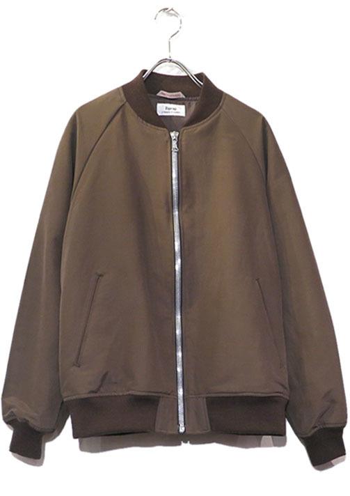 """画像1: Riprap """"C/N Double Cloth Drifter Jacket"""" color : WALNUT size MEDIUM (1)"""