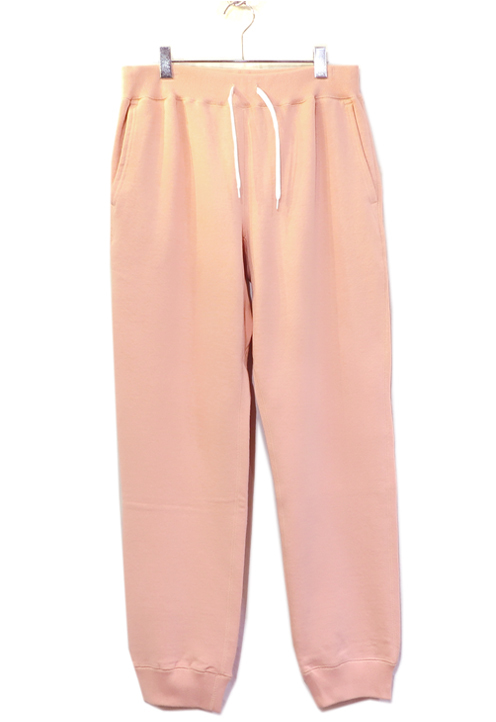 "画像1: Riprap -Super Soft Loopwheel- ""Inside Trousers""  color : HANSON PINK size SMALL, MEDIUM, LARGE"