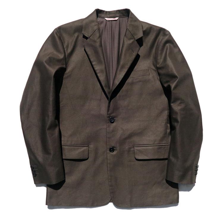 """画像1: Riprap """"3B Jacket"""" -Cotton Army Serge- color : SUNBURN size MEDIUM, LARGE (1)"""