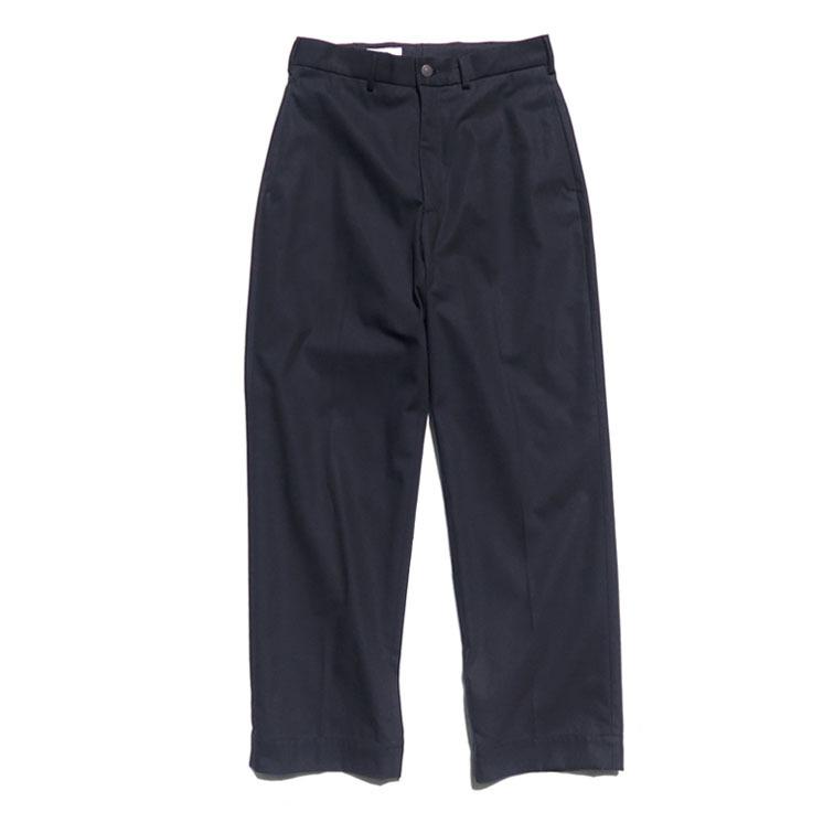 """画像1: Riprap """"Active Trousers"""" -C/P Highcount Twill- color D.NAVY size SMALL, MEDIUM, LARGE (1)"""