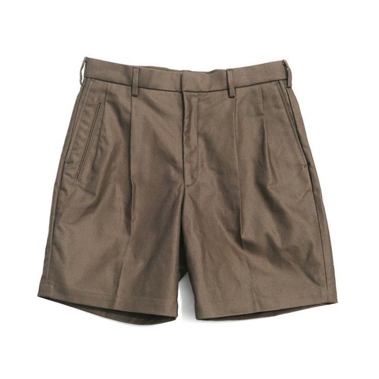 """画像1: Riprap """"Twin Pocket Shorts"""" -Cotton Army Serge- color BEDROCK size MEDIUM, LARGE (1)"""