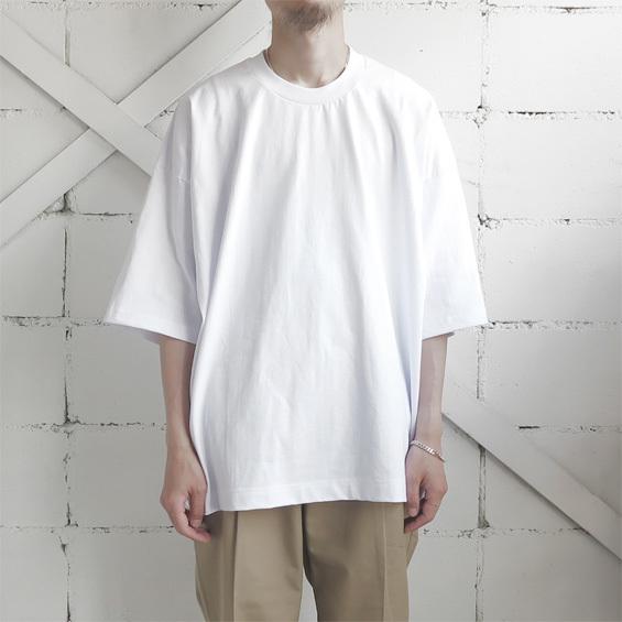 """画像1: the poem """"Short Length Tee"""" WHITE size ONE SIZE (1)"""